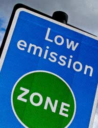 Driving Emission Zones Car Hgv Lorry